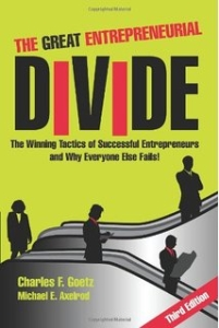 Book Cover The Great Entrepreneurial Divide