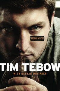 Book Cover Time Tebow