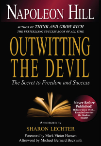Book Outwitting the Devil Large