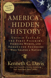 Book cover America's Hidden History