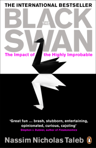 book cover Black Swan