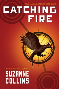 book cover Catching Fire