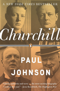 book cover Churchill