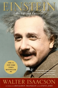 book cover Einstein - His Life And Universe