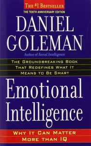 book cover Emotional Intelligence