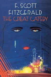 book cover Great Gatsby