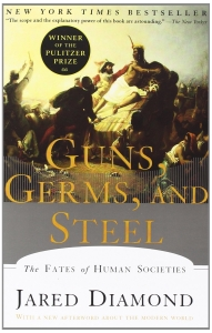 book cover Guns, Germs, and Steel