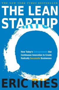 book cover Lean Startup