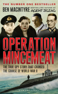 book cover Operation Mincemeat