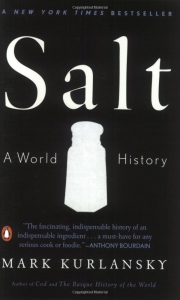 book cover Salt