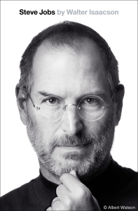 book cover Steve Jobs