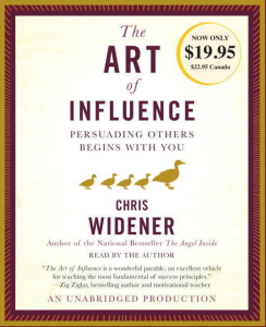 book cover The Art of Influence