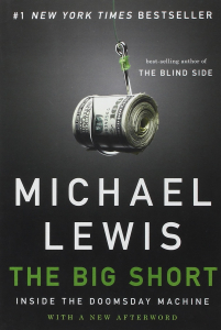 book cover The Big Short
