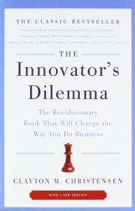 book cover The-Innovators-Dilemma