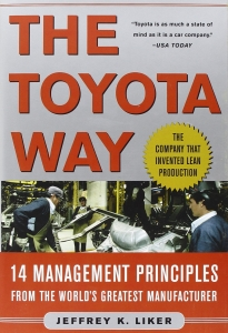 book cover The Toyota Way