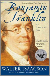 book cover benjamin franklin
