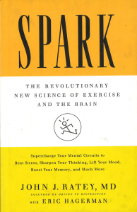 book cover spark