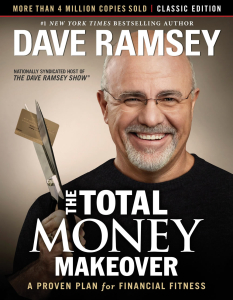 book cover total money makeover