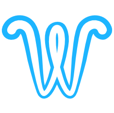 logo-thick wayd logo (blue transparent)